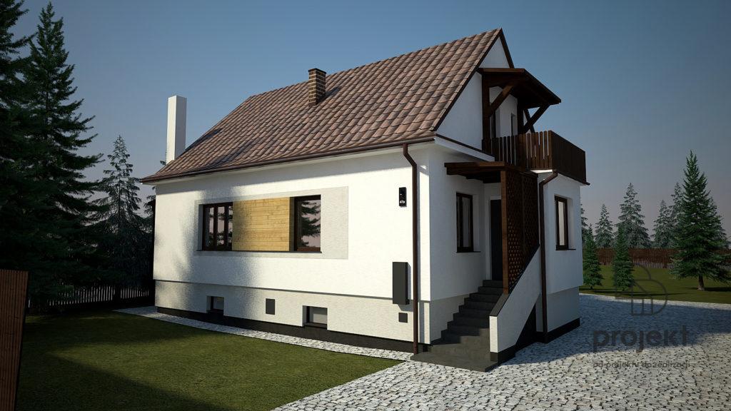 projektowanie domu wnętrz kraków