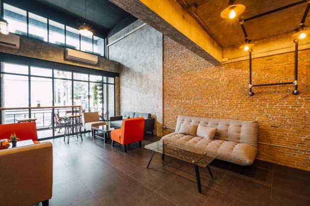 ścianka loftowa we wnętrzach (1)